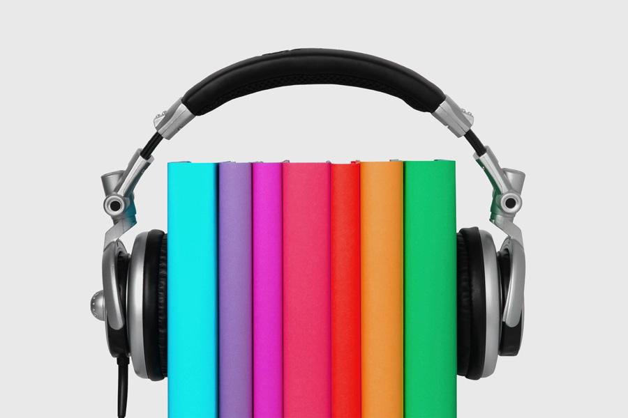 Աուդիոգրքերի ձայնագրում և բազմացում